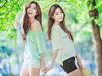 双胞胎姐姐新宇