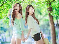 双胞胎妹妹新阳